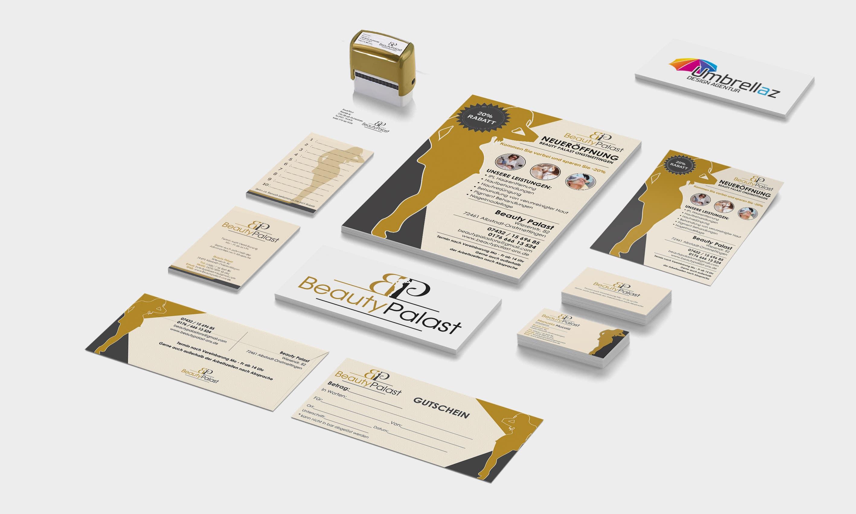 Stempel • Stempelkarten • Poster • Flyer • Logo • Visitenkarten • Gutscheine